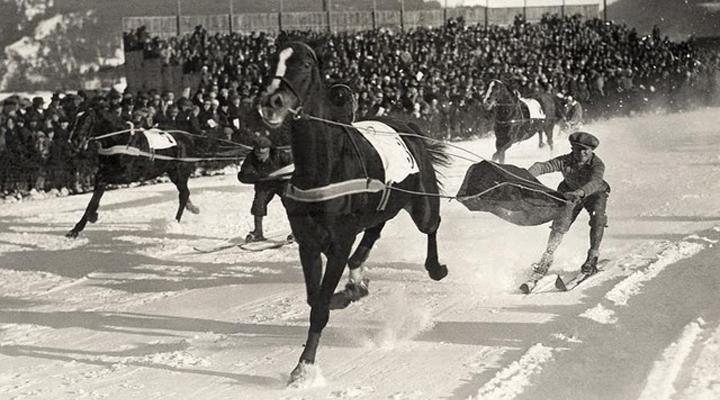 Hevoset talviolympialaisissa