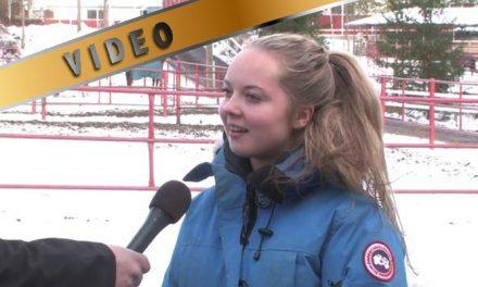 Hevostiimi @ Ypäjä Winter Show -14, voittajan Miisa Pulkkasen haastattelu