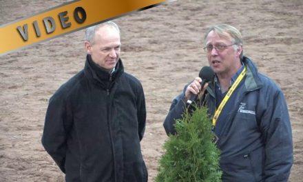Hevostiimi @Oripäivät 2014, Håkan Wahlman ja Mikael Nolin