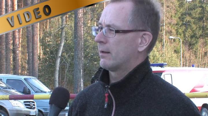 Hevostiimi @Ypäjä 2014, Petri Mellerin haastattelu