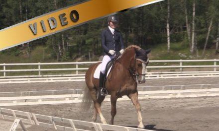 Prix de Hippos heA:4 avoin suomenhevosille, Laura Porthan – Rosmo