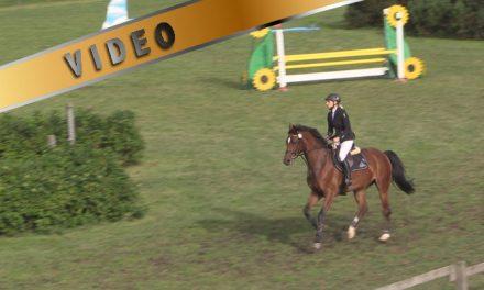 Ypäjä Nuorten Hevosten Festivaali 2014, 100cm