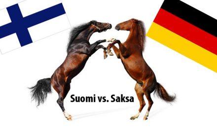 Suomi – Saksa maaottelu