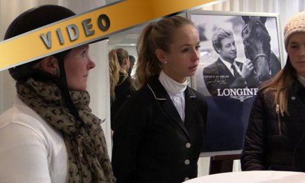 @UB Horse Show 2014 Anna-Julia Kontio, Satu Liukkonen ja Jessica Timgren