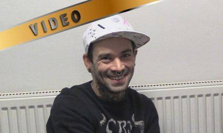 Big Brother finalisti, ratsastaja Jonathan Silfver haastattelussa