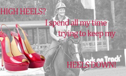 Millainen olisin ilman hevosia?