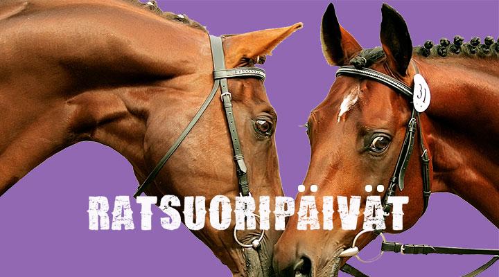 Hevostiimi #Ratsuoripäivät torstain irtohypytyskoe
