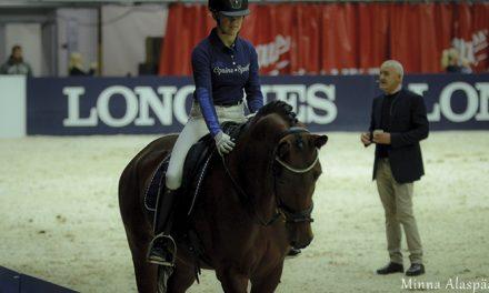 Dr. Andrew McLean – Kehu ja kannusta nuorta hevosta