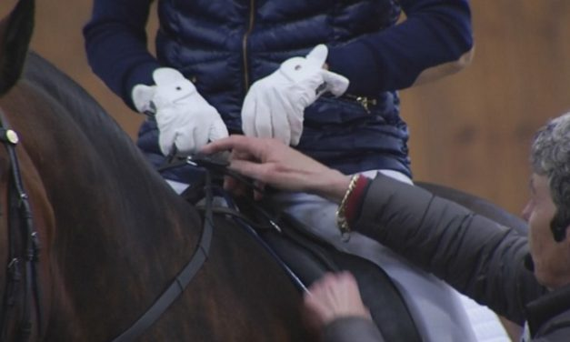 Kyra Kyrklund – Ratsastajan käsi